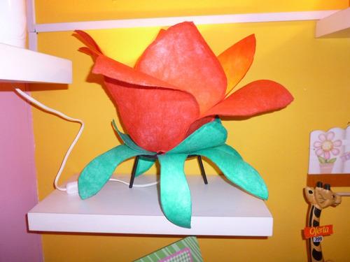 oferta portatil flor de loto varios colores $599