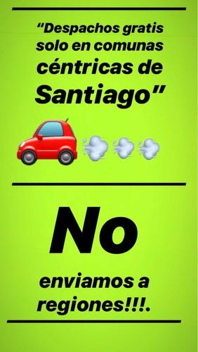 oferta!!! puff pera adulto despacho gratis en santiago
