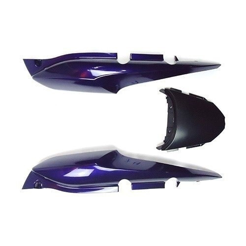 oferta rabeta traseira honda titan150 ex 2012 roxa s/adesivo