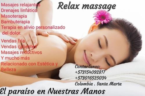oferta relax massage