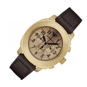 08b60ec7bef0 Reloj Armani Hombre Correa De Caucho - Relojes en Mercado Libre México