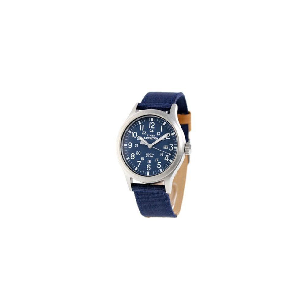 57aa4bb281a6 oferta reloj para caballero timex expedition azul original. Cargando zoom.