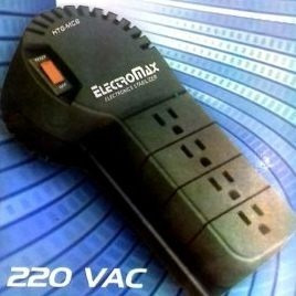 oferta remato estabilizador regulador electromax 4 salidas 2