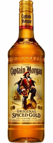oferta!!! ron captain morgan x 750ml