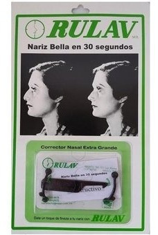 oferta rulav respingador y corrector de nariz o nasal
