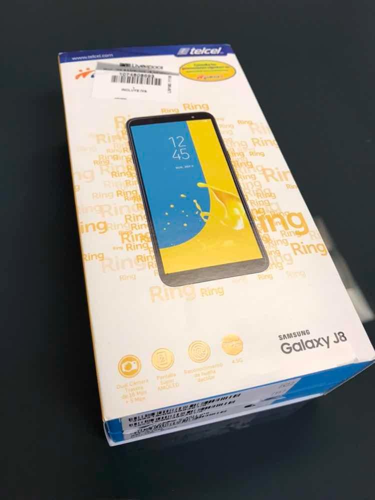 c5f2737ed8 Oferta Samsung Galaxy J8 Muy Poco Uso Con Caja Y Cables - $ 4,500.00 ...