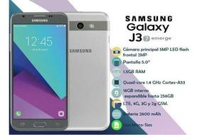 Oferta Samsung J3 Eclipse/emerge 2018 ( 90 Vrde)