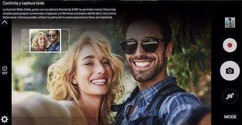 oferta samsung j7 prime lector de huella+16gb+3gb ram libre