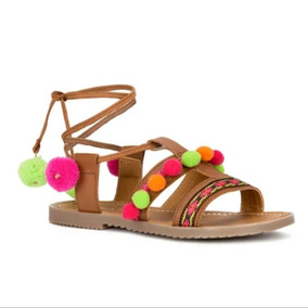 Para Andrea Mercado Sandalias En Libre Memory Foam Zapatos Niñas QCxBoerdW