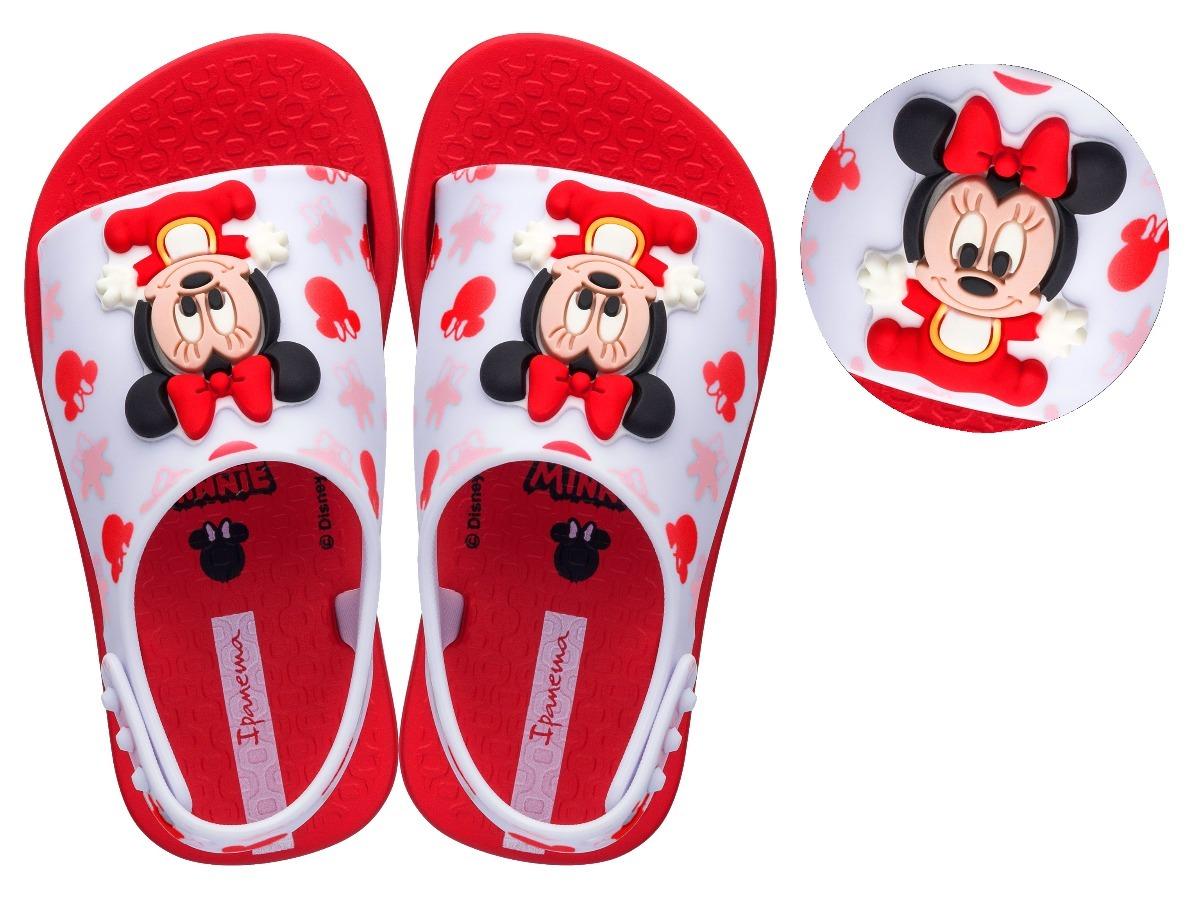 000 Cbodxe Libre Mercado Oferta Rojas42 Minnie Mouse En Sandalias Disney 2IH9DE