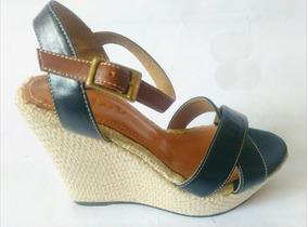 Mercado Libre Sandalias Plataforma Zapatos En Mk Mujer IYfb7gv6y