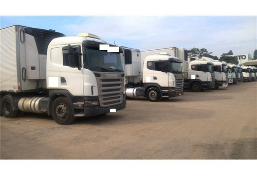 oferta scania 420 6x2 1º caminhão conseguimos liberar 50%