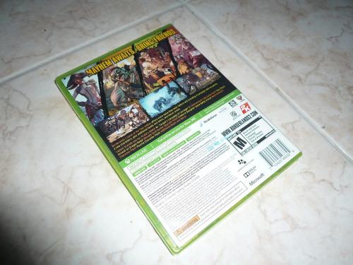 oferta, se vende borderlands2 game of the year xbox 360