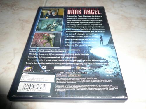 oferta, se vende dark angel ps2