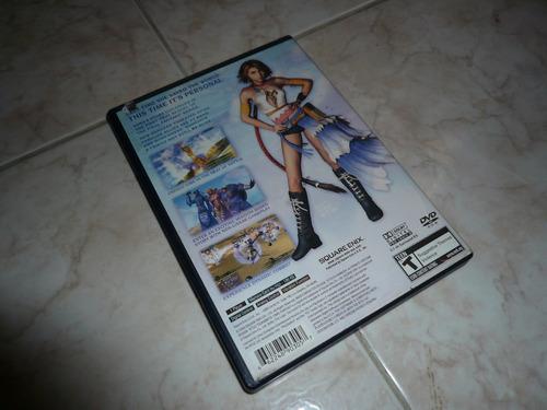 oferta, se vende final fantasy x-2 ps2