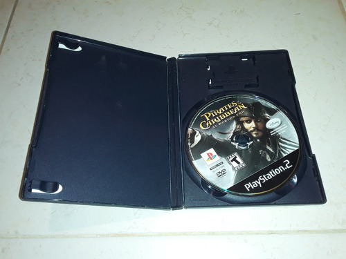 oferta, se vende pirates of the caribbean at world's end ps2