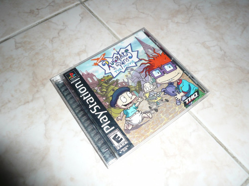 oferta, se vende rugrats in paris the movie ps1