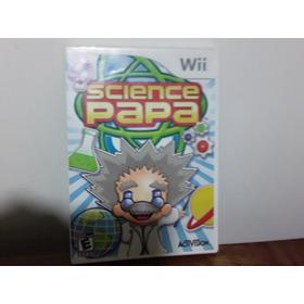 Oferta, Se Vende Science Papa Nintendo Wii
