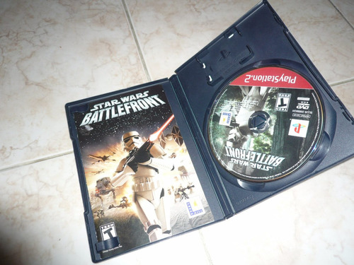 oferta, se vende star wars battlefront ps2
