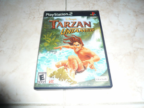 oferta, se vende tarzan lintamed ps2