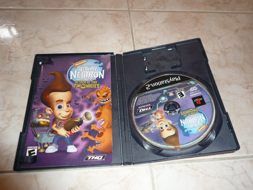 oferta, se vende the adventures of jimmy neutron ps2