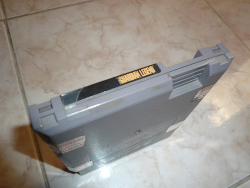 oferta, se vende the guardian legend nes