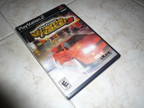 oferta, se vende tokyo xtreme racer ps2