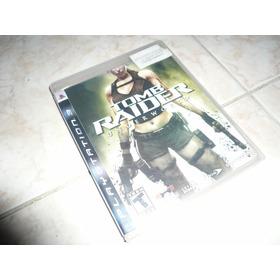 Oferta, Se Vende Tom Raider Underworld Ps3