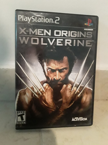 oferta, se vende x-men origins wolverine ps2