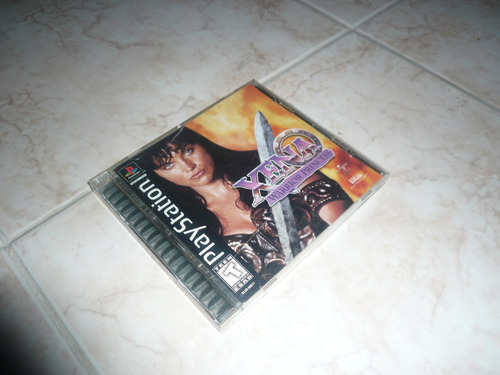 oferta, se vende xena  warrior princess  ps1