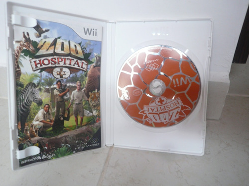oferta, se vende zoo hospital wii
