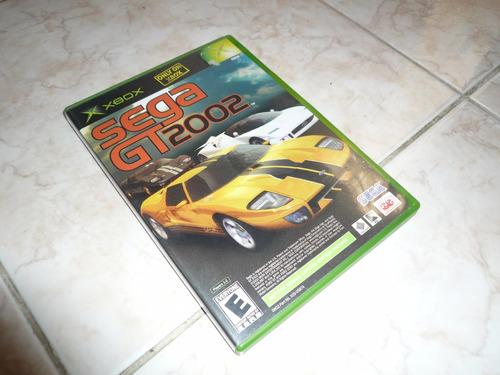 oferta sega gt 2002 xbox