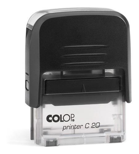 oferta sello printer 20 entintado automático (1.4cm x 3.8cm)