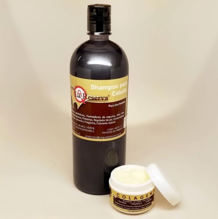 Oferta Shampoo Reserva Yeguada Y Colageno Chico - $ 249.00 en ...