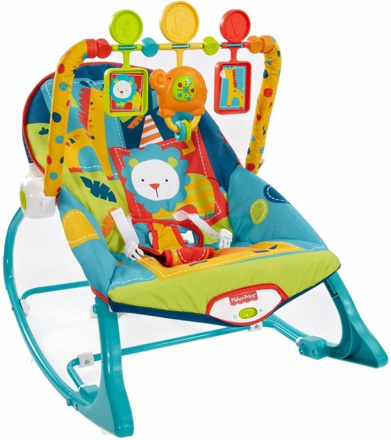 Oferta silla crece conmigo musical mecedora fisher price s 249 00 en mercado libre - Silla mecedora fisher price ...