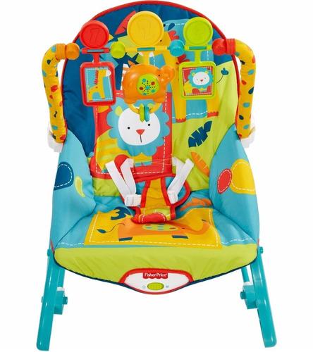 Oferta silla crece conmigo musical mecedora fisher price for Silla 2 en 1 fisher price