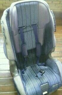 oferta! silla para carro cosco alpha omega importada