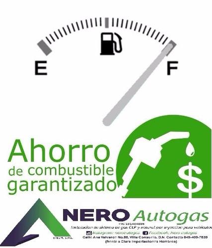 oferta sin inicial equipos gas glp por inyección italiano