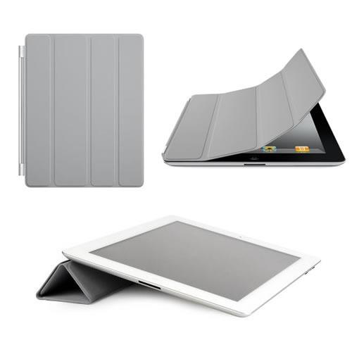 oferta: smart cover + protector trasero ipad 2, 3, 4 estuche