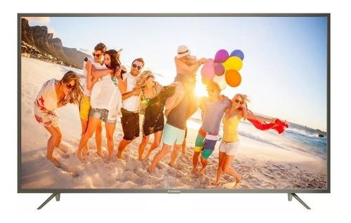 oferta! smart tv55'' hitachi 4k netflix env gratis