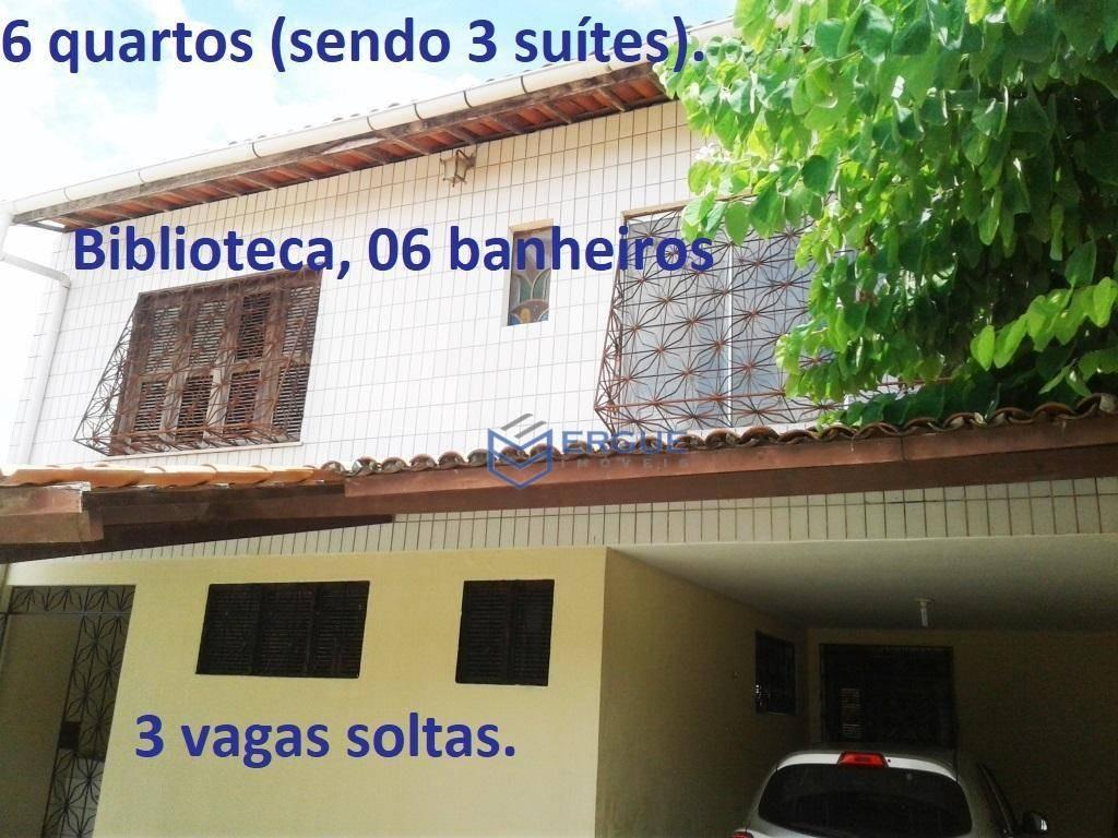 oferta só até o fim de maio! duplex 337 m² r$ 575.000 - lago jacarey - fortaleza/ce - ca0763