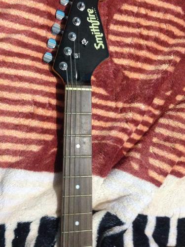 oferta super guitara eletrica de esqueleto