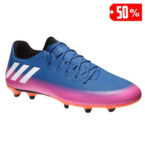 bb9192f64310f Oferta Taquetes Futbol adidas Messi 16.3 Fg Nuevos Sh+ -   1