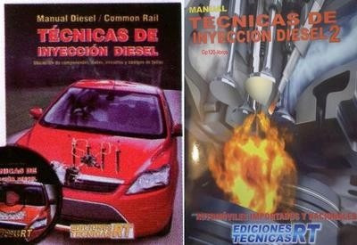 oferta: tecnicas inyección diesel 1 y 2 - curso common rail
