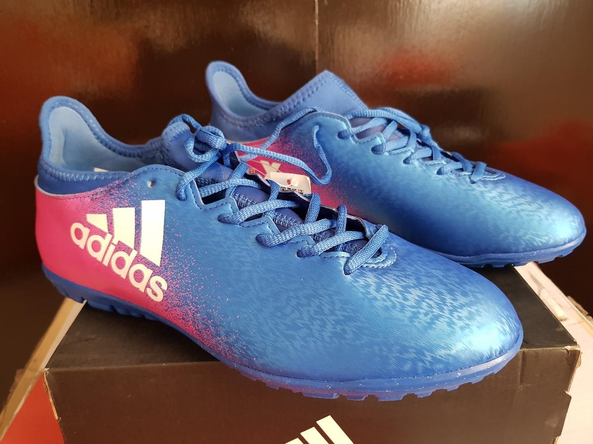 Oferta Tenis Futbol Rapido adidas X 16.3 Tf Nuevos Sh+ -   1 800cf43cf0c73