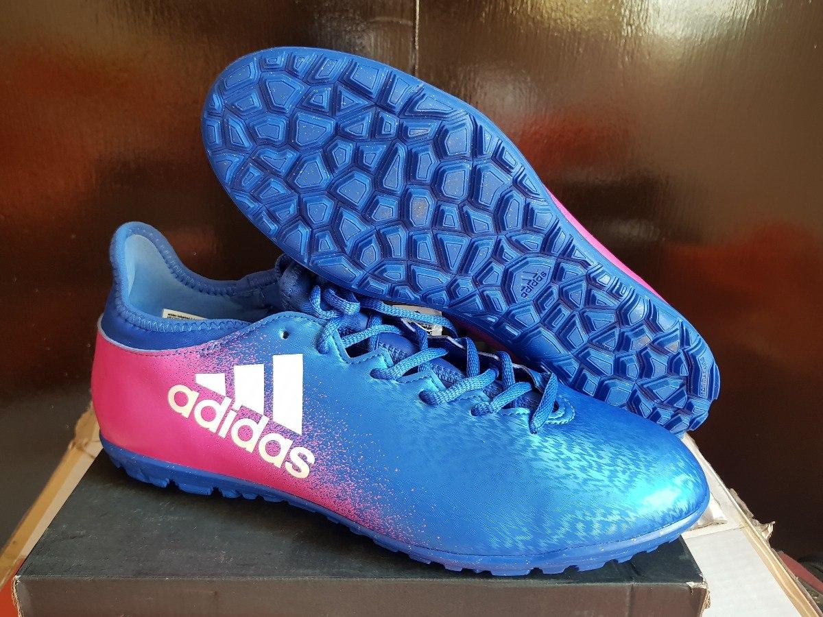 Oferta Tenis Futbol Rapido adidas X 16.3 Tf Nuevos Sh+ -   1 ad0de54a57475