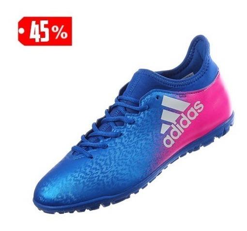 Tenis adidas X 16.3 De Bota, Futbol Rapido