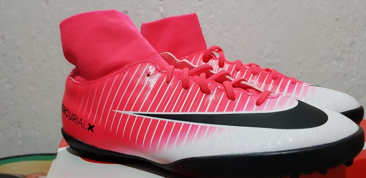 Oferta Tenis Futbol Rapido Nike Mercurialx Victory 6 Tf Df ... a23632025724a