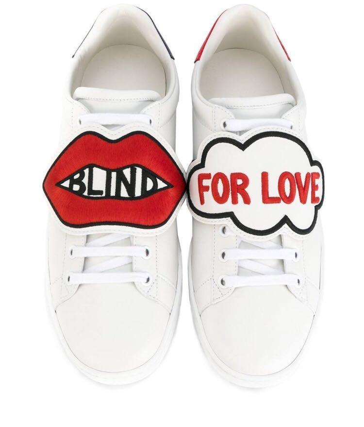 7b31bb3e4 oferta tenis gucci dama labios lips bind for love envío grat. Cargando zoom.