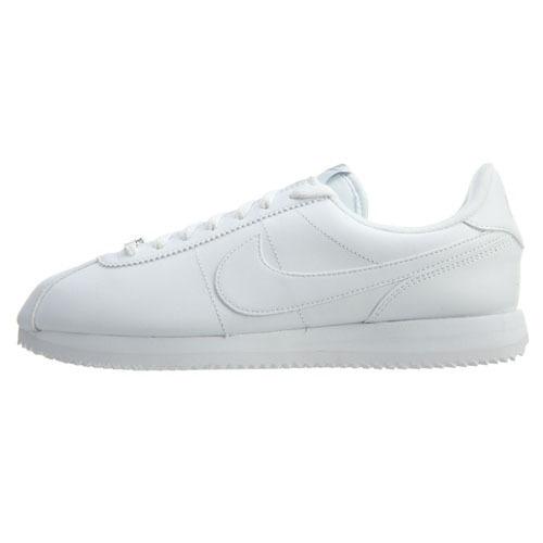 4fe2256b11f1e Oferta Tenis Nike Court Cortez Basic Leather -   1